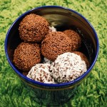 What I'm making for Christmas: Chocolate truffles the healthy way