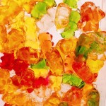 For the grown-ups, vodka-infused gummy bears